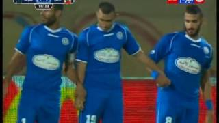 """كأس مصر 2016 - مباراة """" النادي الأهلي VS نادي سموحة """" دور الثمانية .... 1/0"""
