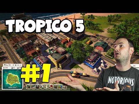 Sips Plays Tropico 5 (16/4/2018) - #1 - Pantalones
