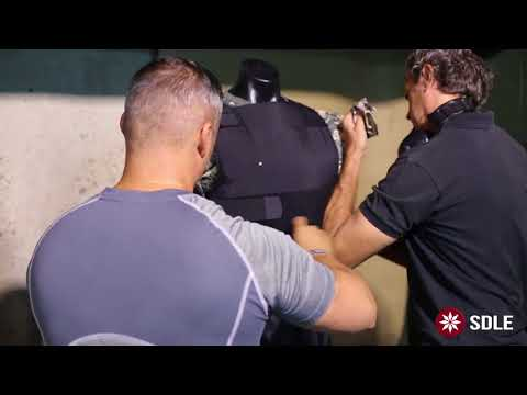 ZERO TRAUMA the BEST Body Armor: recommended by Ron Aledo,  former CIA (ctr)