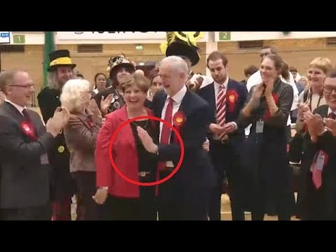 Jeremy Corbyn Just Gave The Worst High-Five Of All Time