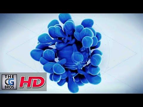 """CGI 3D MoGraph :  """"Intel Fashion Show Intro""""   by - Danil Krivoruchko"""
