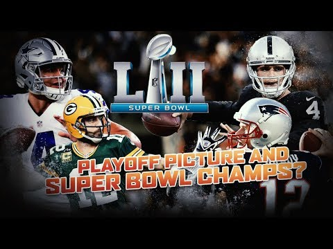 Projecting the ENTIRE 2017 NFL Playoffs and Super Bowl Champions