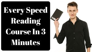 Speed Reading Courses Explained In 3 Minutes