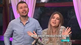 HAYAT TV: WOW HAYAT PRODUCTION SHOW - najava emisije za 22 12 2018