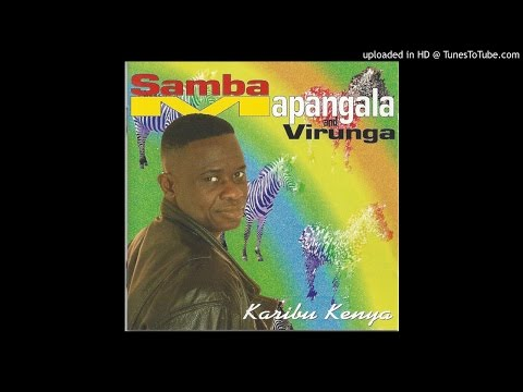 Samba Mapangala, Diblo Dibala & Virunga: Wajuku (1995)