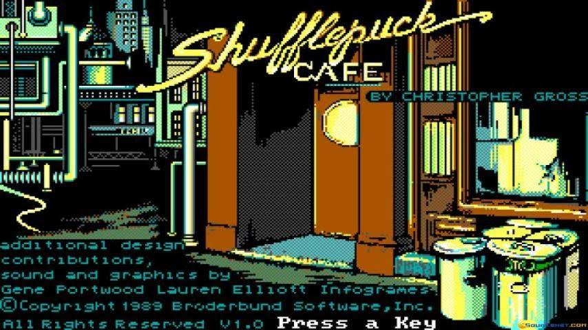shufflepuck cafe para pc