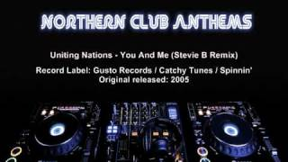 uniting nations you and me stevie b remix