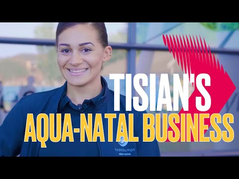 Meet the midwife who founded her own aqua-natal business