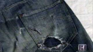 The Oldest Pair of Blue Jeans