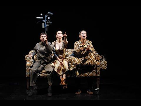 sirene Operntheater  - Gäste Jaime Wolfson  Antonio Fian - Axi
