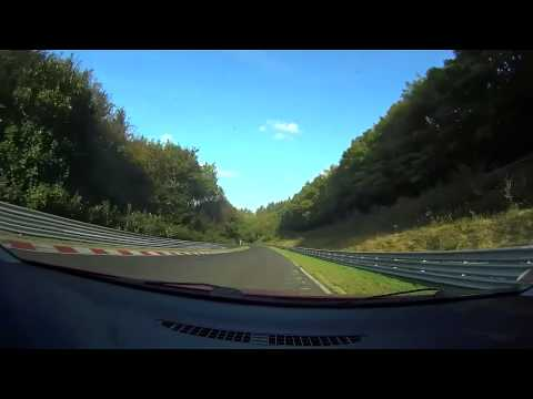 My first ever Nurburgring Norschleife Tourist Lap