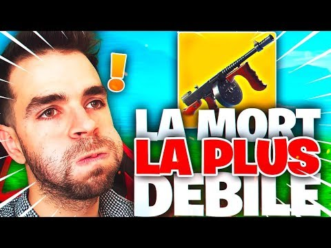 LA MORT LA PLUS DÉBILE EN DÉFI THOMPSON ONLY ! Fortnite Battle Royale