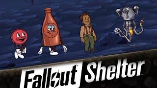 fallout Shelter - САМЫЕ КРУТЫЕ ЖИЛЬЦЫ