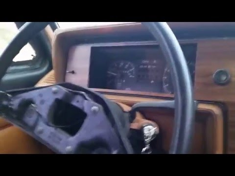 1981 VW Rabbit LX Diesel 0-60 ...Attempt