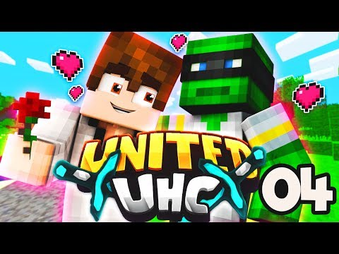 LOVE AT LAST! (Minecraft United UHC S3: E4)