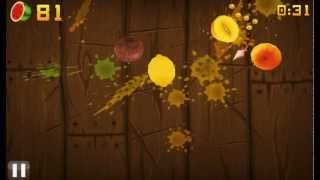 Fruit Ninja Android Gameplay - MesraMobile