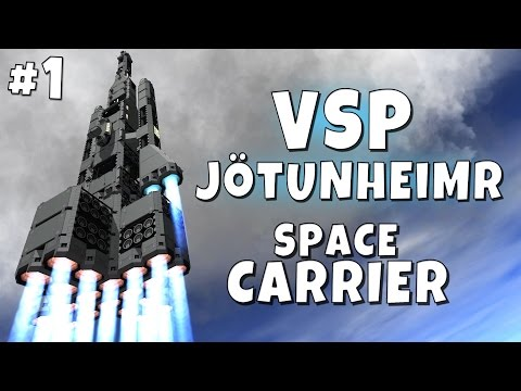 VSP - Jötunheimr - Space Carrier