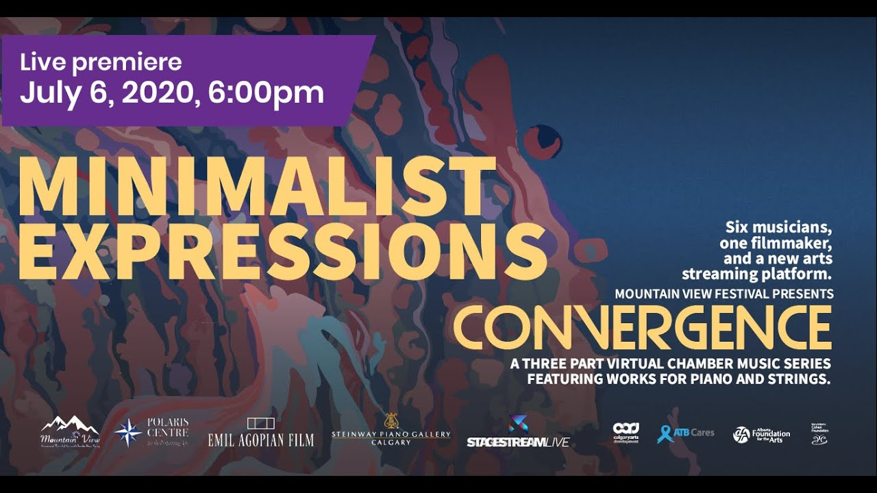 Convergence Series Part 2/3 | Minimalist Expressions: The Sounds of Our Time #ConvergenceSeries