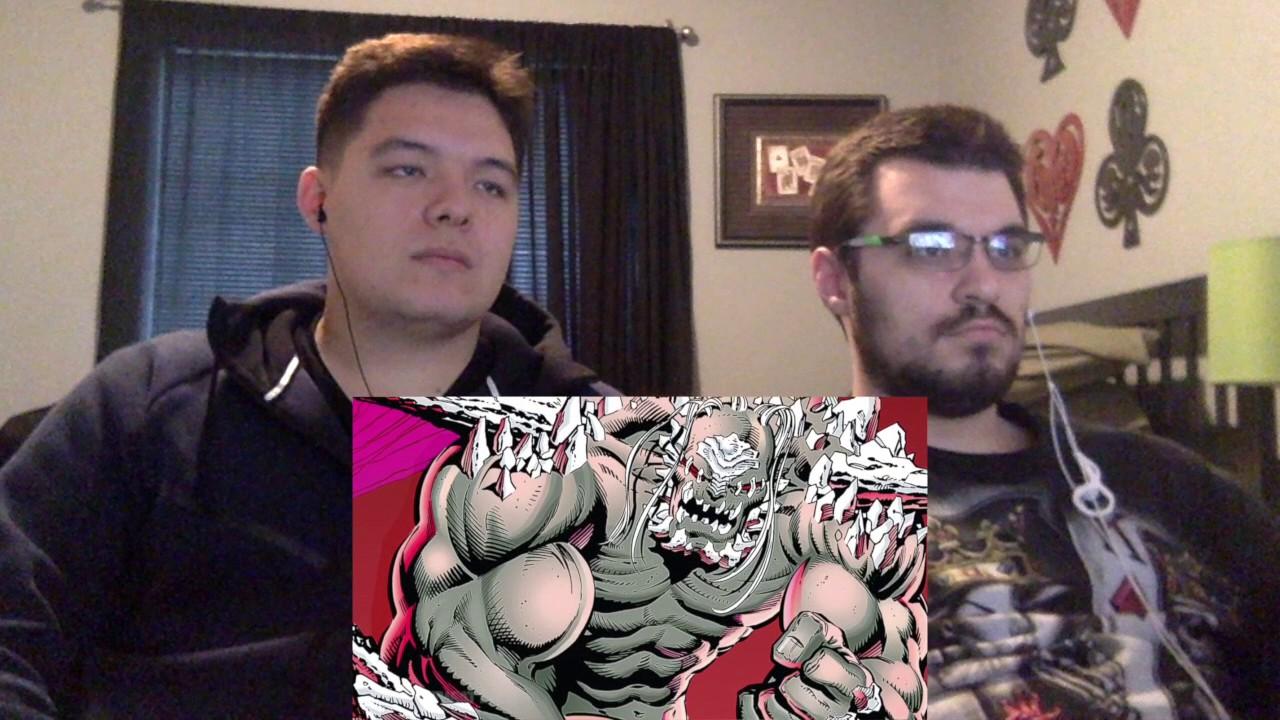 Reaction: Death Battle: Hulk VS Doomsday - YouTube Doomsday Vs Hulk Death Battle Reaction