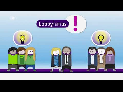 Was ist Lobbyismus? - logo! erklärt - ZDFtivi