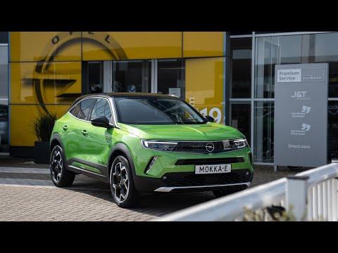 Impressie Opel Mokka E