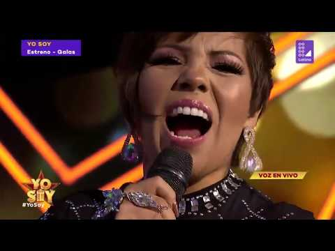 Susan Ochoa canta Te dejo ahora en Yo Soy