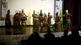 SIDI GOMA IN NAIROBI - SAMOSA FESTIVAL 2012
