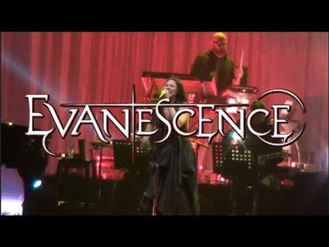 Evanescence - Live @ Saint-Petersburg 15.03.2018