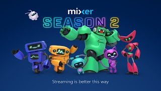 Mixer Season 2 Announcement Trailer