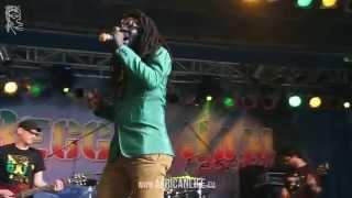 Jah Bouks @ Reggae Jam 2014, 01.-03.08. Bersenbrück