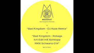 Moderat - Bad Kingdom (DJ Koze Remix) thumbnail