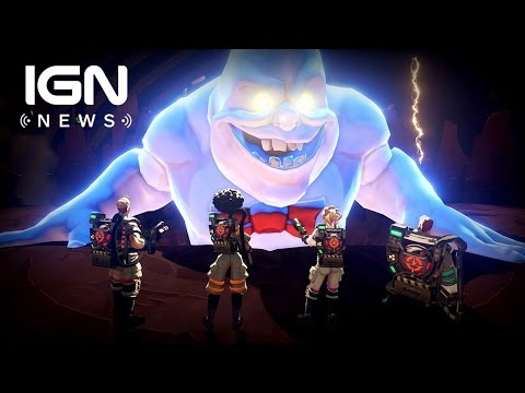 Ghostbusters Game Developer Files for Bankruptcy - IGN News