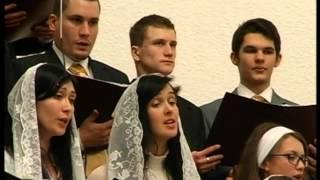 Хор из Вильнюса в Барановичах / Церковь Спасение(10 февраля 2013 года церковь Спасение посетил молодёжный хор из Вильнюса, Литва. В исполнении молодых людей..., 2013-05-08T19:37:30.000Z)