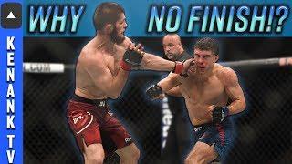 The REAL Reason: Khabib COULDN'T FINISH Al Iaquinta!! | UFC 223: Full Fight Breakdown | Film Study