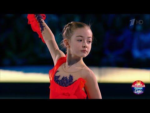 Софья Важнова - «Qué Viyéra». Ледниковый период. Дети. Второй сезон.  07.04.2019