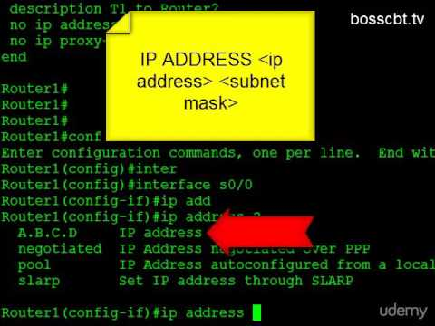 How To Give Ip Address In Router How to Change Your Routers