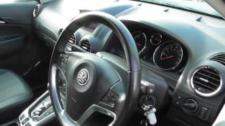 Vauxhall Antara Exclusiv Cdti 4X4 U14906