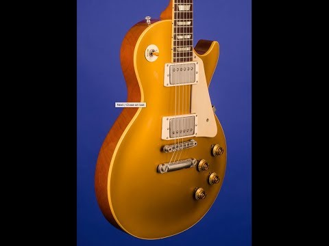 Introducing Michael Grant 1958 Gibson Les Paul Standard PAF Gold Top