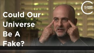 David Brin - Could Our Universe Be a Fake?