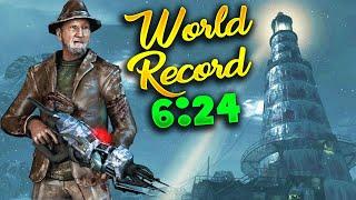 Call of the Dead Easter Egg Speedrun World Record! 6:24
