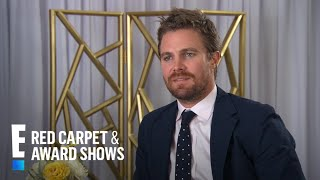 """Stephen Amell Cries """"Every Day"""" Over """"Arrow"""" Ending 