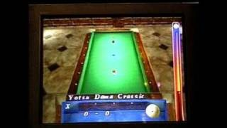 Q-Ball: Billiards Master PlayStation 2 Gameplay