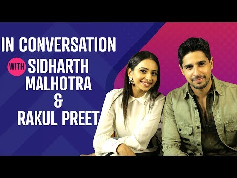 Sidharth Malhotra & Rakul Preet play Fishing For Answers  Bollywood  Pinkvilla  Aiyaary