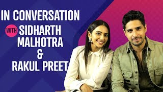 Sidharth Malhotra & Rakul Preet play Fishing For Answers | Bollywood | Pinkvilla | Aiyaary