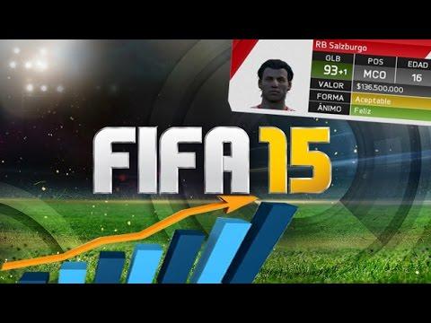 TUTORIAL: Como tener buenos juveniles en MODO CARRERA DT en FIFA 15