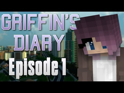 Griffin's Diary - The Bullies {Chapter 1 - Ep.1} [Minecraft Cinematic Roleplay] | TAIGA