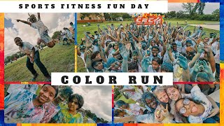 Sports Fitness Fun Day | Keys Gate 2018 | Color Run