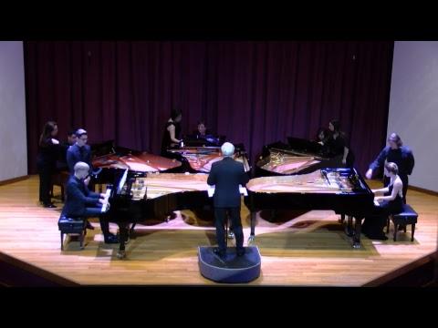 Southwestern Adventist University 5 Piano Concert