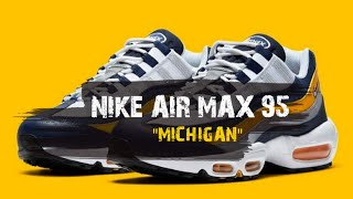 "NIKE AIR MAX 95 ""MICHIGAN…"