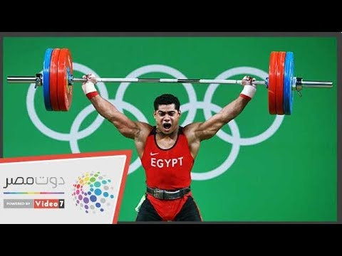 محمد إيهاب يحصد ذهبيتى الخطف فى التضامن والعرب لرفع الأثقال  - 12:55-2018 / 12 / 12